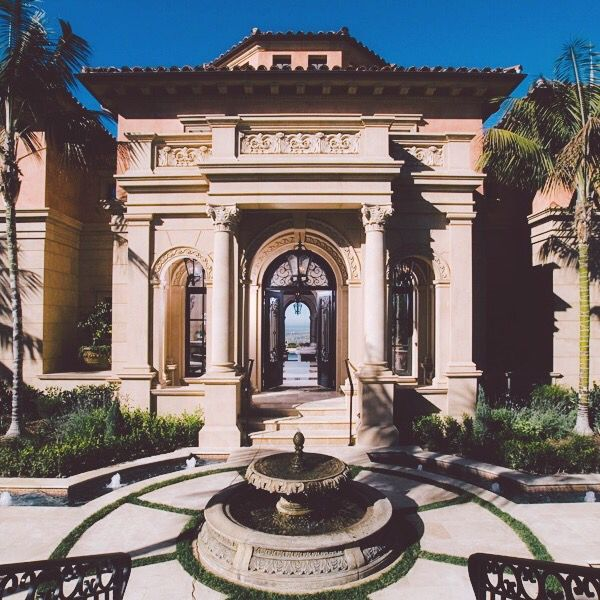 15 Phenomenal Mediterranean Exterior Designs Of Luxury Estates: 17 Best Images About Neo Classical