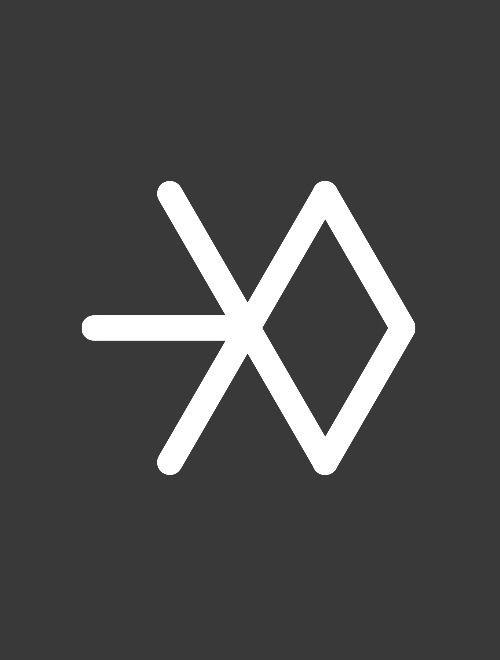 exo logo - Recherche Google | Logo | Pinterest | Exo, Kpop ...