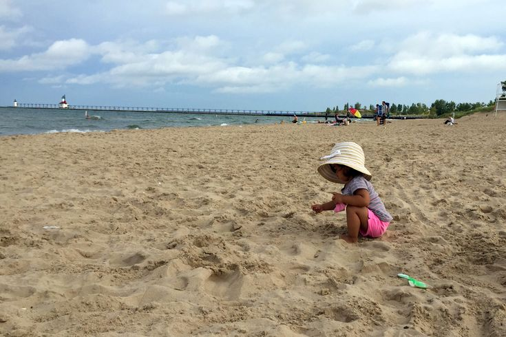 St. Joseph, Michigan: The close-to-home beach town is calling you. Just 90 minutes from Chicago.