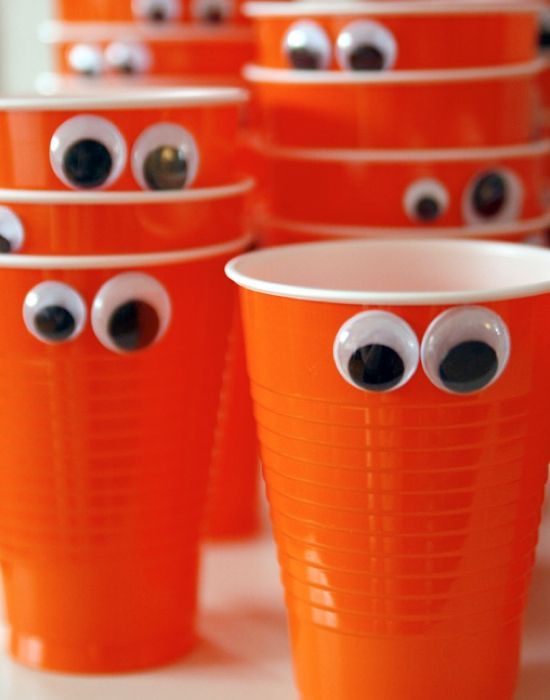 Cool Halloween Drink Ideas (this one will work if you are short on time)