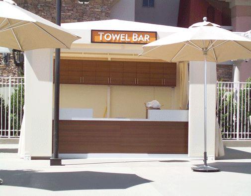 Outdoor Cabana Designs - Poolside, Custom, Commercial | Academy Inc. |