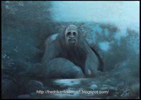 River troll by FredrikEriksson1
