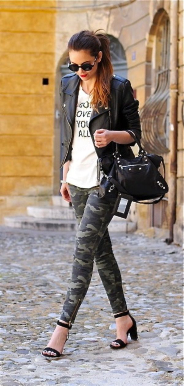 Ways to Look Cool in Army Pants This Year 0301