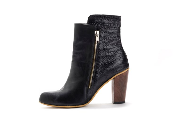 Black Heel Boots - SALE 50% OFF - High Heels Black Booties - Handmade by ImeldaShoes by ImeldaShoes on Etsy https://www.etsy.com/listing/224785739/black-heel-boots-sale-50-off-high-heels