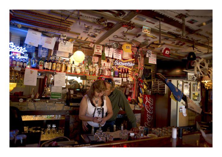 Digger Dave's Bar, Chloride, Arizona, USA - Noel Hodnett
