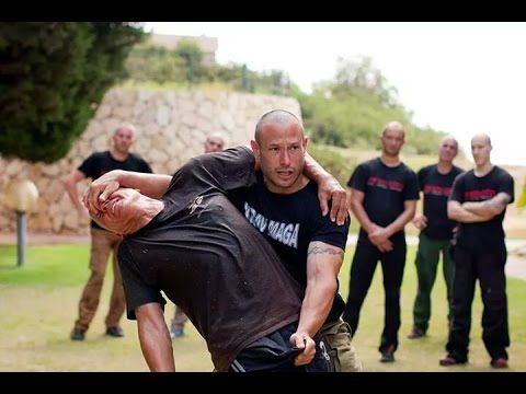 This is what a REAL KRAV MAGA MASTER looks like----Awesome!  Cannot wait to be able to do some of these moves.