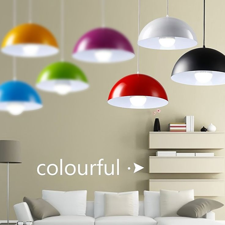 ==> [Free Shipping] Buy Best Office Lamp Simple and Modern Personalized Restaurant Iron Pendant Light Coffee Shop Clothing Store Fixtures Semi-shade Pendant Online with LOWEST Price | 32793870467