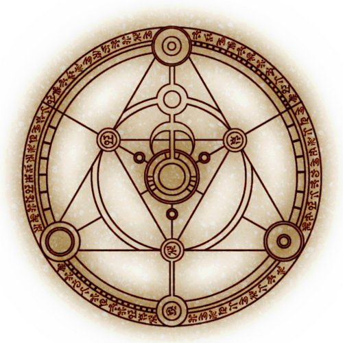 Thaumaturgy symbol , one of my favorites