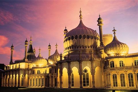 hometown <3  Royal Pavilion, Brighton, England.