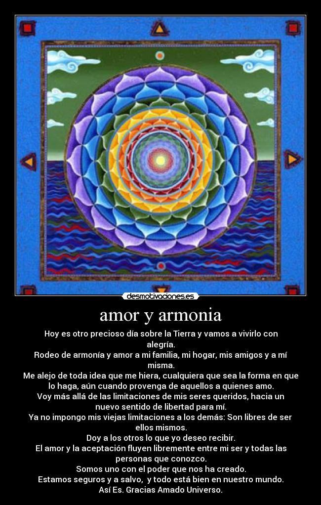 carteles amor louise hay tratamiento amor armonia desmotivaciones