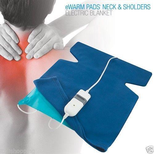 Scalda collo Termoforo elettricoper il corpo, schiena collo, e cervicale