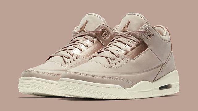 online store 370e9 b067e Air Jordan 3 Particle Beige #stomperkicks #sneakers #kicks ...