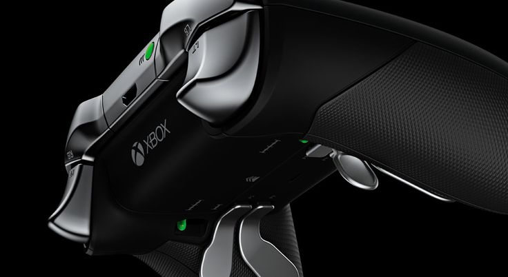 Xbox Elite Controller Levels the Playing Field for Professional Gamers -  #games #microsoft #xbox #xboxone
