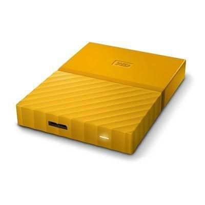 WD Content Solutions Business - 2TB My Passport Yellow