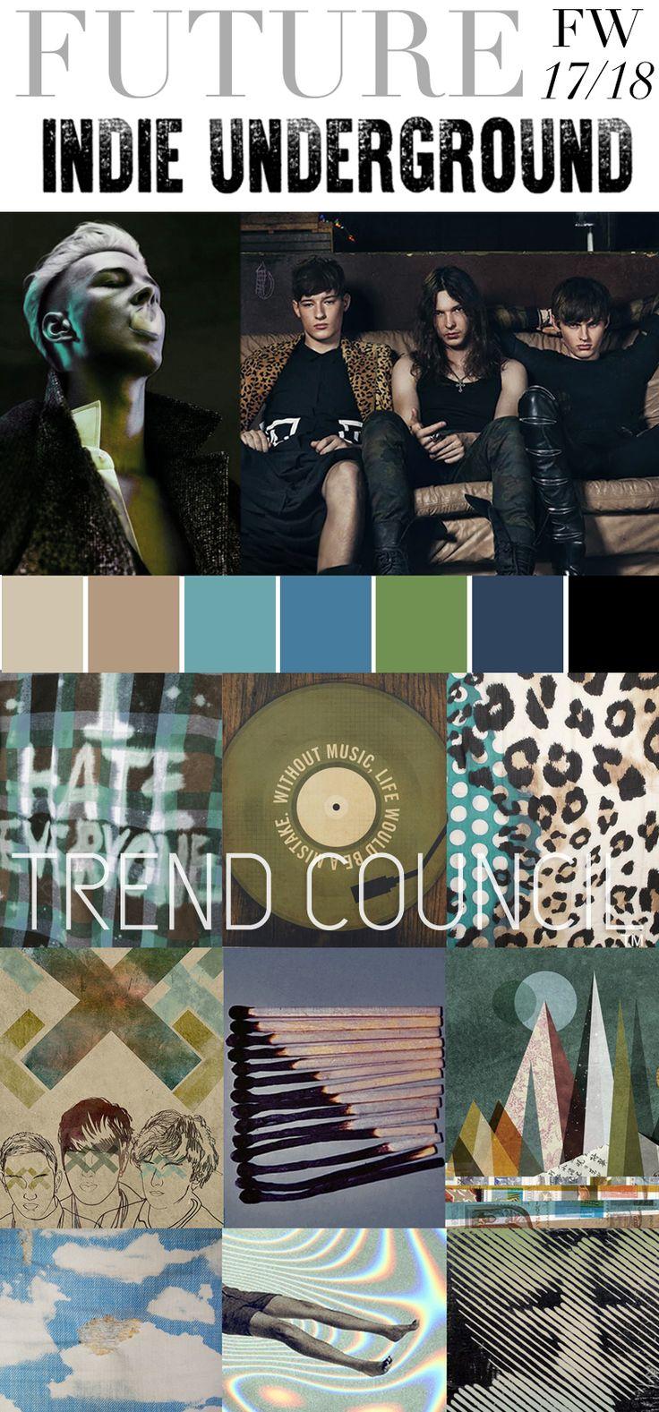 @TREND COUNCIL Future FW 17/18 Indie Underground
