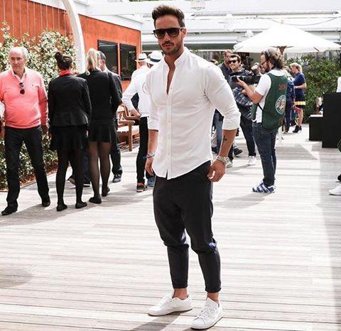 Magic Fox Fanpages Foto Men 39 S Fashion Pinterest Mode Homme Chemise Et Hommes