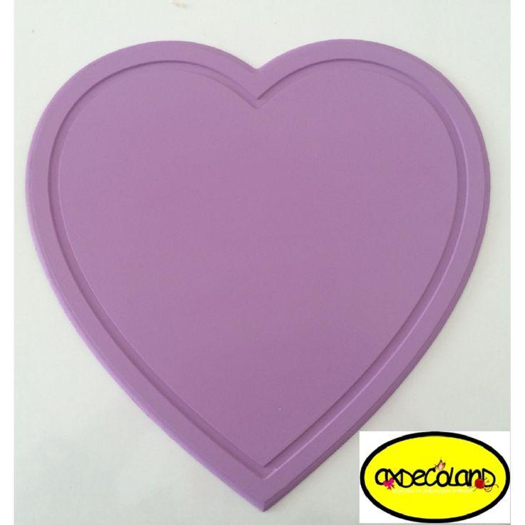 Sofra ve sunumlarınıza şıklık katacak kalp supla. Farklı renklerde çalışılır.