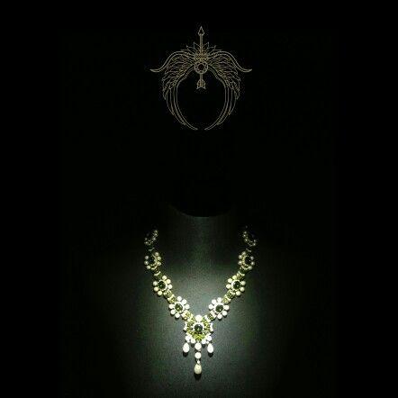 Rinaldy A.Yunardi 's Necklace Fashion Art Accessories | email : rinaldyayunardi@yahoo.com | Instagram : rinaldyayunardi & rinaldyayunardi_official