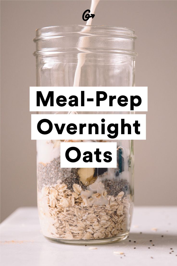 Man, we love waking up and doing nothing. #greatist http://greatist.com/eat/meal-prep-guide-to-oatmeal