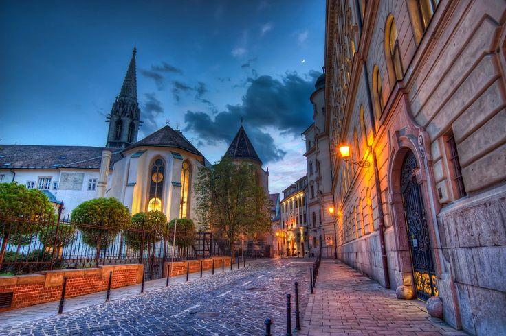 Franciscan church, Bratislava