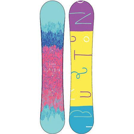 Burton Feather 156 Girls Snowboard 2013