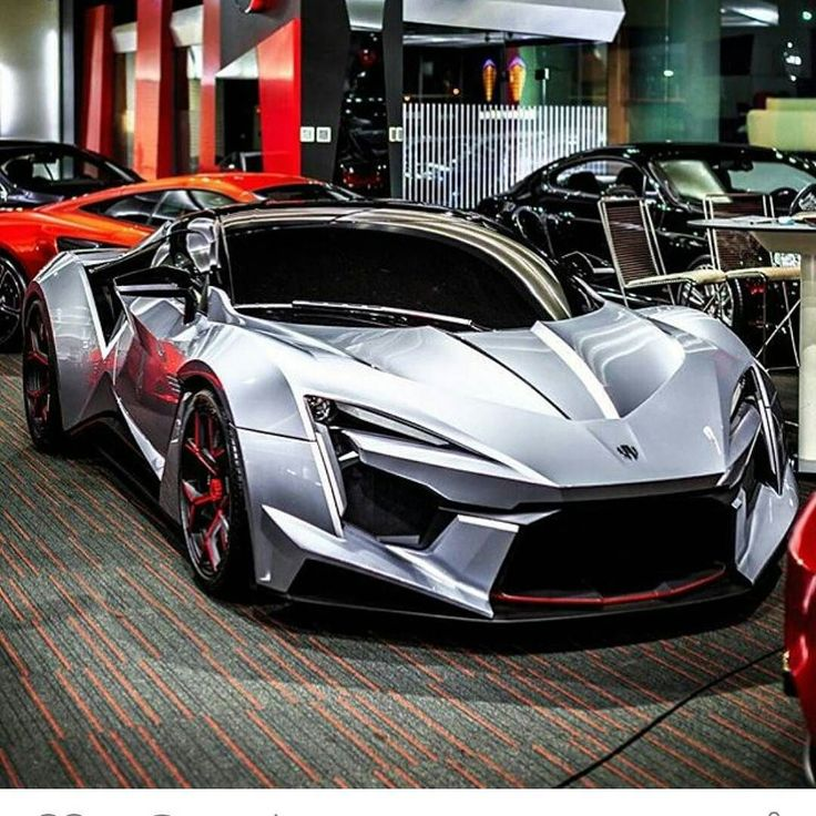 17 Best Images About Lykan Hypersport On Pinterest