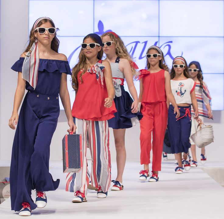 AMAYA SS 2017 * FIMI Kids Fashion Week June 2016