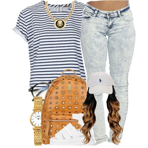 June 20, 2k15 by xo-beauty on Polyvore featuring polyvore fashion style Topshop Wet Seal Dr. Martens MCM Roial Wildfox