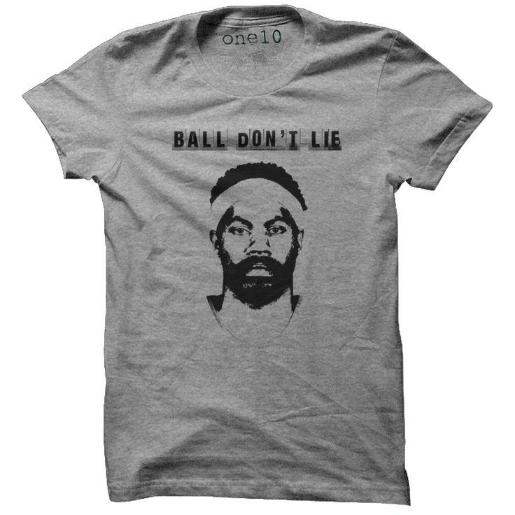 Ball Don't Lie T-Shirt | Vintage NBA Retro, Throwback | One 10 Threads