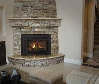 Quadra-Fire QFI35 Gas Insert - Traditional - Fireplaces ...