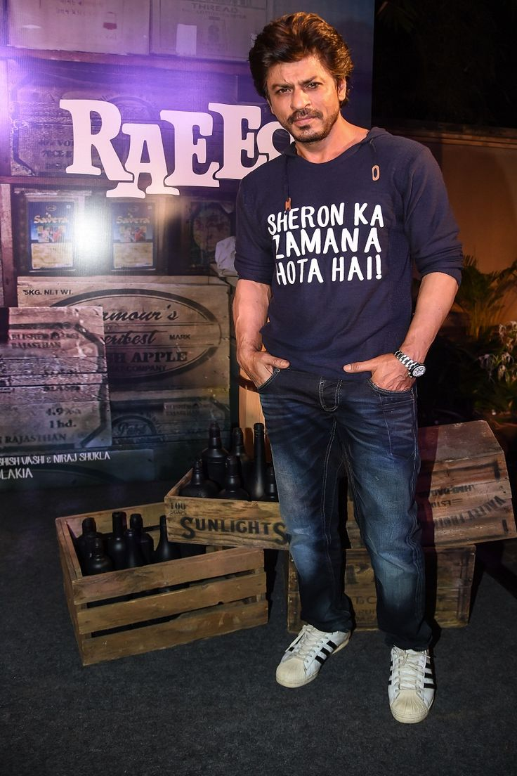 Pics: Shah Rukh Khan, Sunny Leone, Nawazuddin Siddiqui celebrate the success of 'Raees' with a grand bash