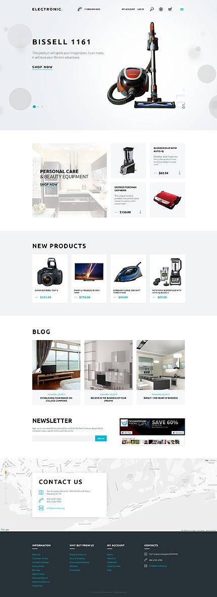 The 216 best Magento templates images on Pinterest | Chunky ...