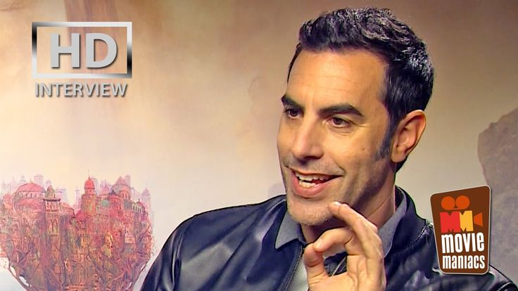 Alice Through the Looking Glass | Sacha Baron Cohen on his personal wond...