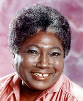 Esther Rolle (November 8, 1920 – November 17, 1998) was an American actress. She was perhaps best known for her portrayal of Florida Evans on the CBS television sitcom Maude and its spin-off series Good Times.