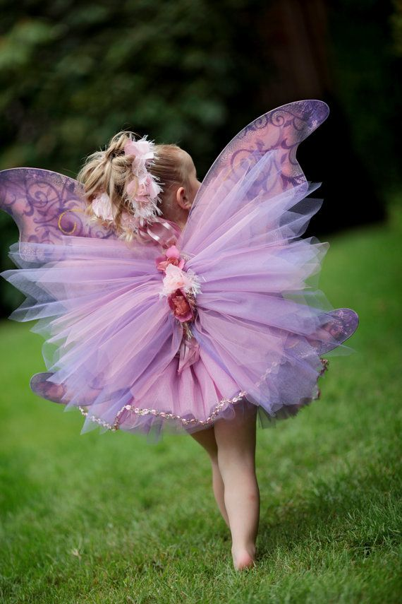 Ballerina Fairy Couture 5 pc Costume Large ages 810 by EllaDynae, $250.00
