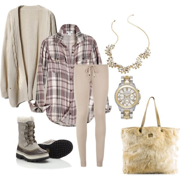 """""""Apres ski shopping outfit"""" by marycnemeth on Polyvore"""
