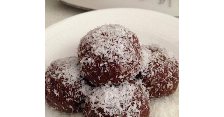 Organic Raw Cacao Bliss Balls by Melanie83greenwood on www.recipecommunity.com.au