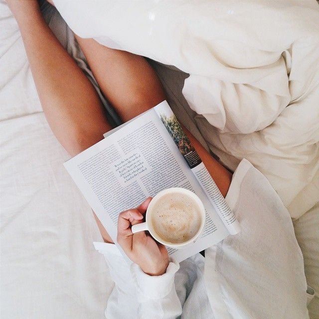 Coffee | Magazine | Fluffy Bed