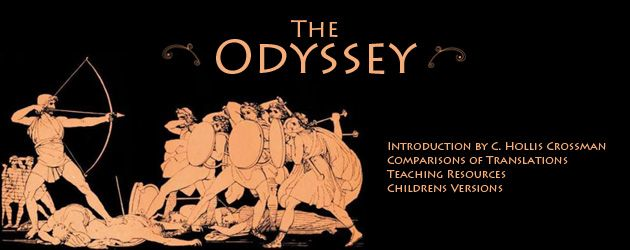 a literary analysis of odyssey by homer More essay examples on literature rubric the odyssey is considered to be one of the most influential literary works - literary analysis of the odyssey essay introduction it has remained to be an important subject in literature and continues to enjoy many adaptations.