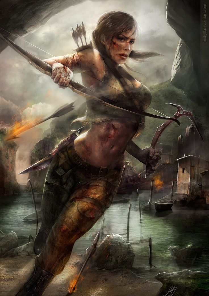 tomb raider rule 34