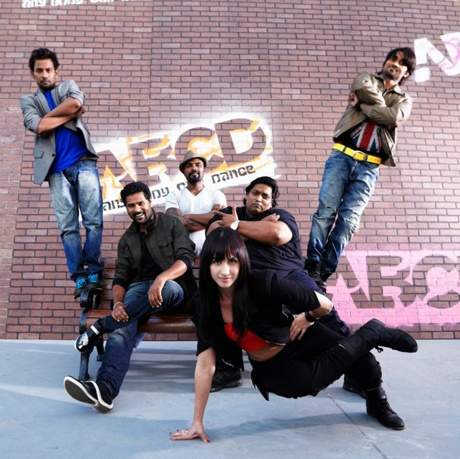 ABCD - Anybody Can Dance is an Upcoming Bollywood movie and the first high-octane dance film of India in 3D.