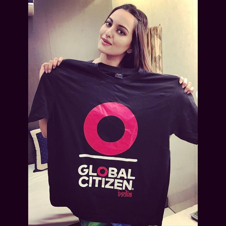 I'm a Global Citizen and proud of it!! ⭕