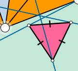 Dynamic Illustration of a Theorem That Holds True for Any Hexagon (Convex or Concave)