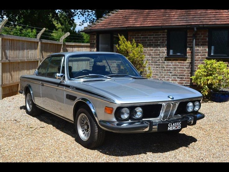 Cars For Sale South England: BMW 3.0 CSL Polaris Silver City Pack 3.0 CSL For Sale