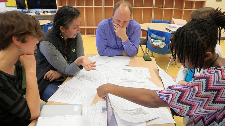 Tailor your instruction by incorporating your peers' feedback about student work.