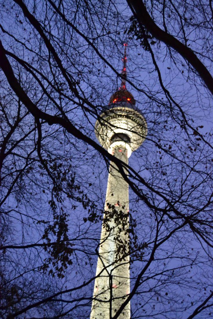 Fernsehturm - Berlín