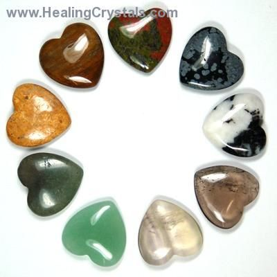 Crystals and Color - Current Updates - Information About Crystals As A Healing Tool