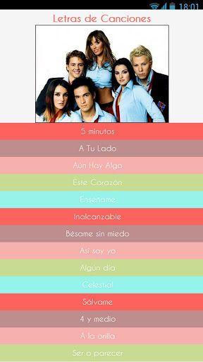 La aplicación más completa sobre el éxito de la serie que fue la formación de la banda: RBD Rebelde.<p>Detalles de la aplicación:<p>1. Biografía<br>Toda la informacion sobre el grupo del momento RBD Rebelde que surgio de la novela Rebelde, descubre su historia y su progreso, y todo lo que deseas saber...<br> <br>2. Letras<br>Encuentre aqui las letras de canciones del grupo musical RBD Rebelde...<br> <br>3. Fotos<br>Aqui encontraras varias fotos de este grupo...<br> <br>4. Videos…