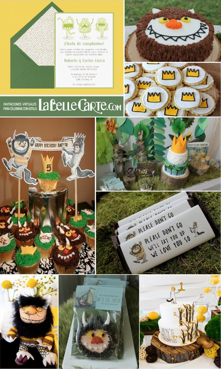 1000 ideas about invitaciones para fiestas infantiles on - Ideas para cumpleanos infantiles ...