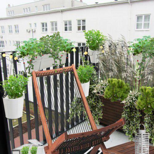Balkon - strefa relaksu!